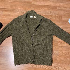 Women's shaggy jacket